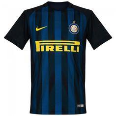 91ad4b5366841 Camiseta del Inter Milan 2016-2017 Local  inter  milan  shirt Futbol  Italiano