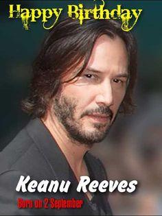 Keanu Reeves Life, Cinema, Happy Birthday, Fictional Characters, Happy Brithday, Movies, Urari La Multi Ani, Happy Birthday Funny, Fantasy Characters