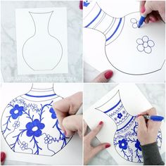 3rd Grade Art Lesson, School Art Projects, Clay Projects, Cherry Blossom Art, Chinese New Year Crafts, Kids Watercolor, Spring Art, Art Lessons Elementary, Art Lesson Plans