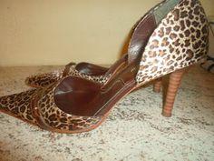 Brecho Online - Belas Roupas: Sapato Gabriela Coutinho