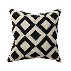 I pinned this African Mod Diamond Pillow from the Jill Sorensen event at Joss & Main!
