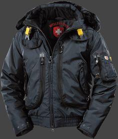 Wellensteyn Rescue Jacket, RainbowAirTec, Midnightblue