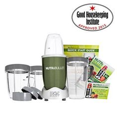 NutriBullet Nutrition Extractor 12 Piece Bundle - Only £89.99