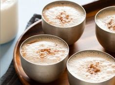 Boozy, frozen milk punch has been a New Orleans brunch tradition for years.