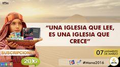 Utiliza esta imagen para promocionar el evento #Mana2016