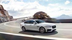 Gallery | Jaguar XF | See the range of luxury XF business cars