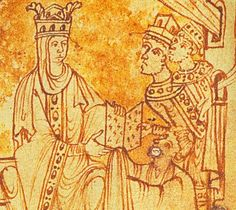 In 1013 Æthelred sent Emma and her children to Normandy in the face of Sweyn's invasion. In 1015 Sweyn's son, Cnut invaded. Æthelred died in 1016, as did Edmund, his eldest son and heir. Emma held out in London, but it was agreed that her sons would go to Normandy and she would marry Cnut. It is thought the marriage was affectionate. Her two children by Cnut were Harthacnut and Gunhilda of Denmark. Emma showed a marked preference for Harthacnut over her English sons.