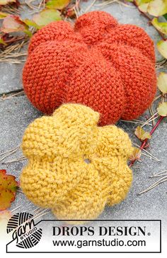 Ravelry: 0-1170 The Patch by DROPS design Halloween Knitting Patterns, Halloween Crochet, Knitting Designs, Knitting Patterns Free, Free Knitting, Knitting Projects, Free Pattern, Crochet Patterns, Loom Knitting