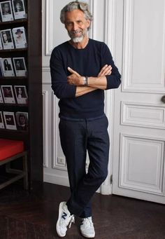 20 cool men& casual fashion 17 - Although most of us as men are related to . - 20 cool men& casual fashion 17 – Although most of us as men seem to be careless about cloth - Stylish Men Over 50, Fashion For Men Over 50, Older Mens Fashion, Old Man Fashion, Casual Clothes For Men Over 50, Herren Outfit, Stylish Mens Outfits, Mens Clothing Styles, Older Mens Clothing