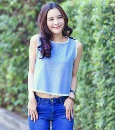 Beauty with innocence...❣ AoMike LAND! Full House Thai, Thai Drama, Her Smile, Kdrama, It Cast, Korean, Characters, Celebs, Kpop