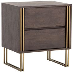 Samara Nightstand - Nightstands - Bedroom - Furniture