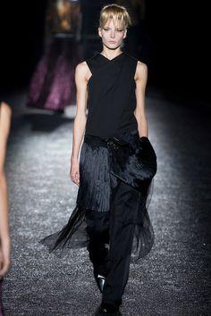 Haider Ackermann S/S 2014 Women's - Paris - StyleZeitgeist