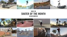 Nike SB | #CheckMeSB | Skater of the Month: November – nikeskateboarding: Source: nikeskateboarding