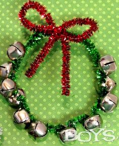 Jingle Bells craft...perfect for toddlers or preschoolers this week!
