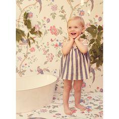 LOOK BABY 13 - Bonnet à pompon