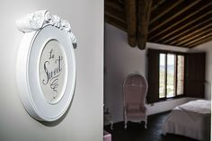 Habitación decorada por Lusesita para La Demba