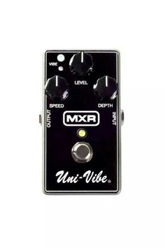 Jim Dunlop MXR Uni-Vibe pedal