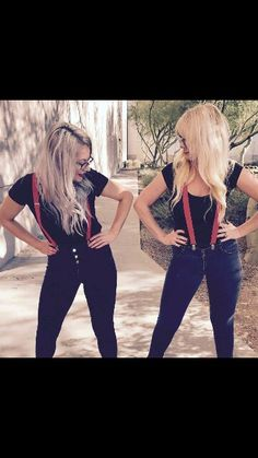 #halloween #twins #nerds