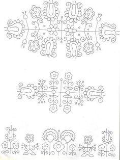 Peasant Folk Art Embroidery 14