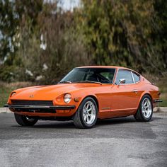 1973 DATSUN - Barrett-Jackson Auction Company - World's Greatest Collector Car Auctions Datsun Car, Datsun 240z, Vintage Sports Cars, Vintage Cars, Nissan Z Cars, Nissan 370z, Best Muscle Cars, Ex Machina, Japanese Cars