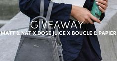 """Our """"Ready For Fall"""" giveaway is ending on September 22nd. DOSE juices are organic cold pressed juices full of vitamins. Perfect to get back to a healthy routine!"""