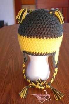 NDSU Bison Crocheted Sports Hat
