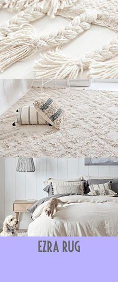 Ezra Rug - Bed Pillows, Room Decor, Rugs, Luxury, Decoration, Pillows, Dekoration, Home Decor, Carpets