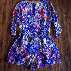 YUMI KIM Spring Romper Intricate Casual Jumpsuit   NWT.  Size: Various