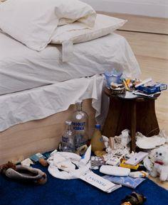 Tracey Emin 'My Bed', 1998 © Tracey Emin, sculpture Tracey Emin My Bed, Tracey Emin Art, Photography Projects, Art Photography, Concours Photo, English Artists, A Level Art, Feminist Art, Gcse Art