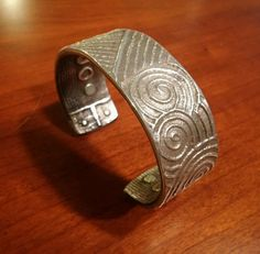 Quality Thick Sterling Silver SIGNED IRA CUSTER Navajo Indian Cuff Bracelet