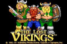 Intrplay's the Lost Vikings - sort of like the original TRINE