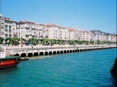 Santander, Spain--- Haven't been yet, but two people I love very much call it home. Can't way to make my way there.
