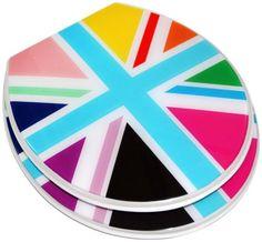 Jack Flag Toilet Seats And Union Jack On Pinterest