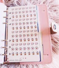 Loove these cuties from 💖💖 . Watercolor Stickers, Filofax, Planner Stickers, Notebook, Girly, Bullet Journal, Books, Instagram, Women's