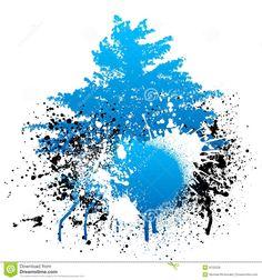 tree paint splash - Hľadať Googlom