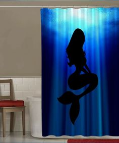 "NEW Best Siluet Little Mermaid Design Art Shower Curtain 60""x72"" Limited Edition #Unbranded #Modern #Best #Design #Cheap #Gift #Beautiful #Showercurtain #Beautifulshowercurtain #mermaid"