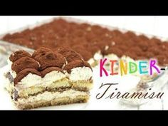 Recipe: Tiramisu for children without alcohol, coffee and egg How we do our classic . - Recipe: Tiramisu for children without alcohol, coffee and egg We have already shown you how we prep - Desserts Français, French Desserts, Food Cakes, Fish Recipes, Cake Recipes, Coconut Milk Smoothie, Easy Smoothie Recipes, Pumpkin Spice Cupcakes, Food Shows