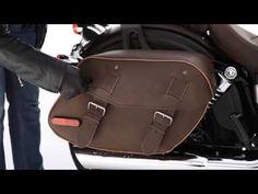 Harley-Davidson Universal Saddlebag Lock Kit 90300017