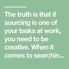 The truth is that if sourcing is one of your tasks at work, you need to be creative. When it comes to searching developers, LinkedIn is very often not enough. What's interesting, I see more and more developers asking what