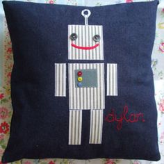 Robot cushion