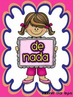 Palabras mágicas: Gracias, por favor, de nada, disculpame ...       www.bahai.es      /        www.bahai.org