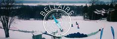 We hit the slopes and enjoyed some great brews for our first #MittenTrip to the winter wonderland of #Bellaire!