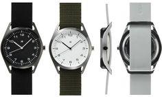 plusminuszero wrist watch by Naoto Fukasawa