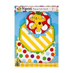 pop up cake stand