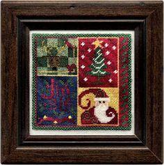 Jingle Squared - Cross Stitch Pattern