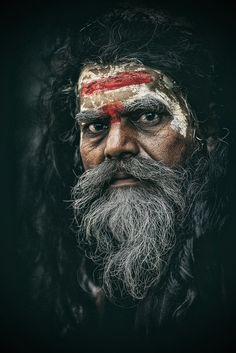 More Than Photography — The Ascetic Stare… by JagjitSingh Barba Grande, Old Man Portrait, Shiva Tattoo Design, Portrait Photography Men, Lord Shiva Painting, Shiva Art, Old Faces, Face Sketch, Portrait Sketches
