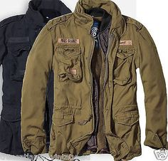 M65 JACKET MENS WINTER MILITARY PARKA US ARMY BRANDIT JACKET WARM LINER ZIPS OUT | Clothes, Shoes & Accessories, Men's Clothing, Coats & Jackets | eBay!