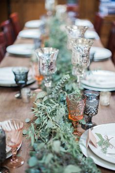 Photo from Robin + Melissa collection by Natalie Bray Chic Wedding, Wedding Styles, Robin, Boho Chic, Table Settings, Reception, Table Decorations, Photography, Collection