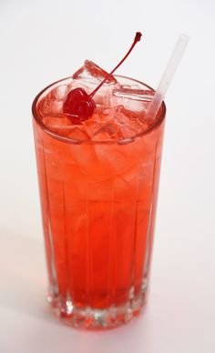 Shirley Temple (beverage) - Wikipedia