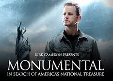 """5PM, Sunday, July 5th – Movie showing – """"Monumental"""" by Kirk Cameron"""